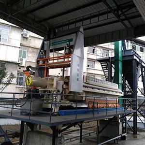 沙湾污水处理厂提标改造