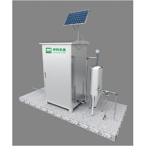 小型太阳能无动力一体化净水设备