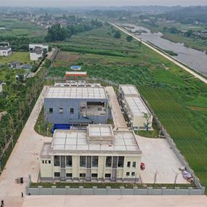 峨眉河流域水环境综合治理项目-城市污水处理厂提标改造工程